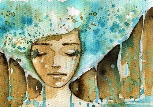 4-те разлики между тъгата и депресията