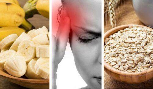 9 храни за борба с умората и главоболието