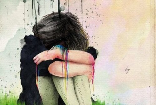 Признаци, че сте токсичен човек: потискане на емоциите