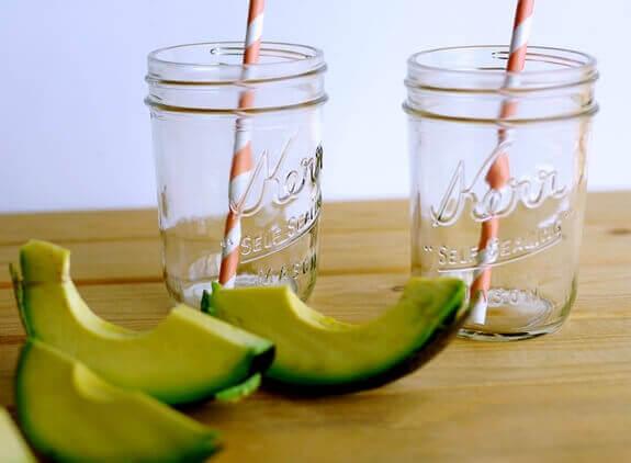 avocado-smuti