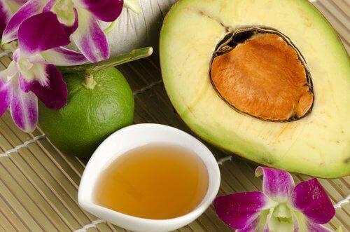 Авокадо за здрава коса, кожа и нокти