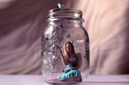 Приемете вашите недостатъци, не се изолирайте от света.