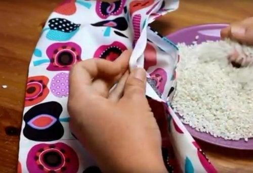 Направете си торбички със семена