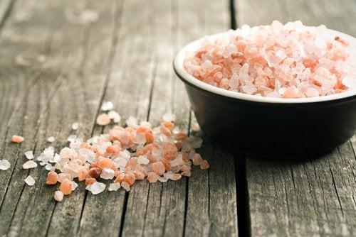 Да спрем мигрената с розова хималайска сол