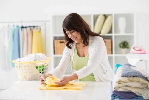 В период на депресия домакинските задачи, остават неизпълнени.