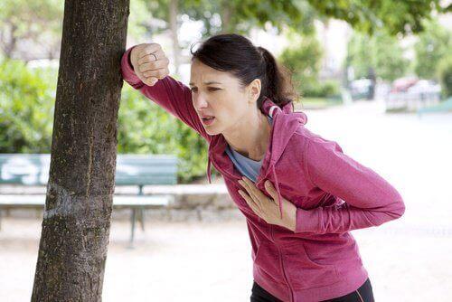 Един от признаците на претоварване с токсини е прегряването на тялото.