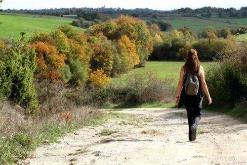 Ходенето влияе на мозъка, когато страдате от депресия