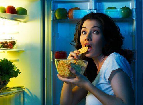 Постоянният глад може да е е един от десетте признака на диабета