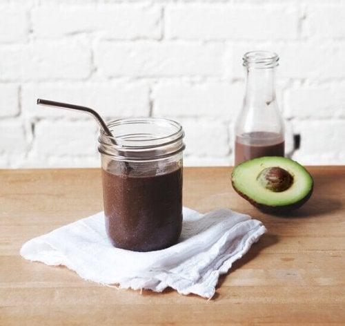 какаово смути, което ще подобри настроението ви веднага