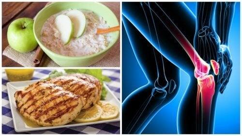 2 диети при болки в ставите и костите