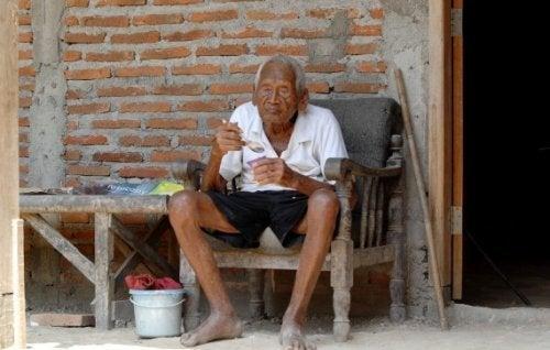 Мба Гото - човекът, който твърди, че е на 145