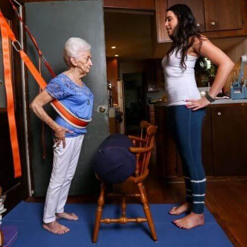 Как йога промени живота на тази жена?