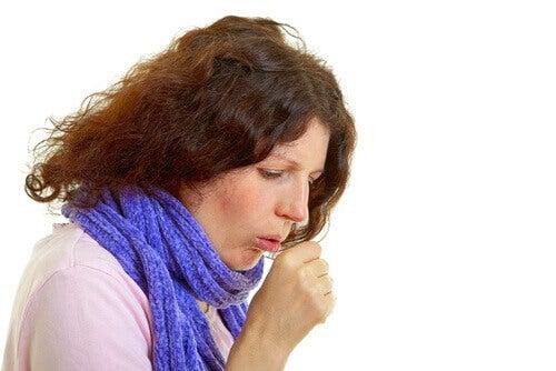Симптоми на рак на белите дробове