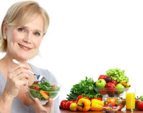 Промени в храненето на 50 години