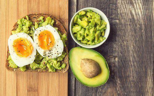 Закуската и протеините