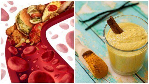 5-те най-добри съставки за изчистване на запушени артерии