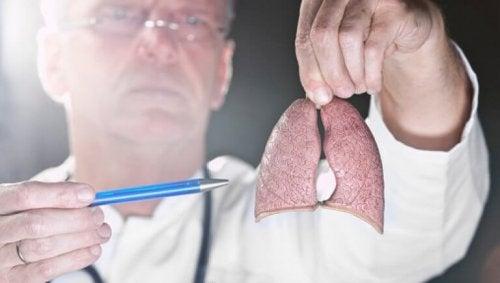нова ваксина за рак на белия дроб