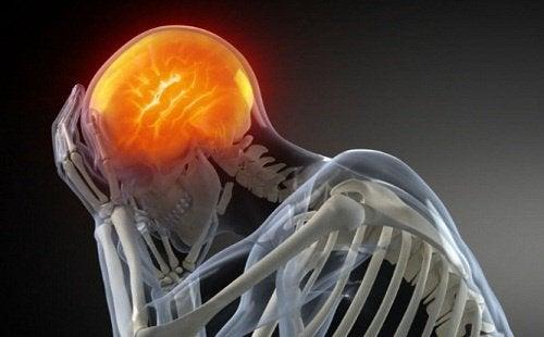 Щом стане въпрос за главоболието,се страхуваме от мозъчния удар.