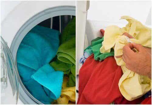 Да използваме бял оцет за пране на дрехи? Каква чудесна идея!
