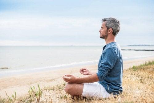Медитацията наси отпускане и спокойствие