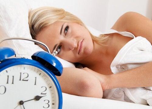 Имате проблеми със съня - може да е от храносмилателната система.