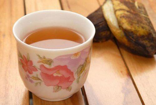 Чай от банани и канела при проблеми със съня