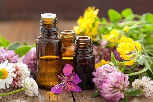Етеричните масла имат терапевтично действие при пристъп на паника.