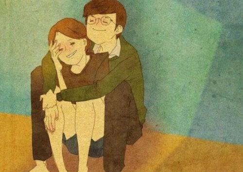 трябва да полагате ежедневни грижи за любовта чрез малките жестове