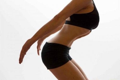хипопресивна техника за перфектни коремни мускули