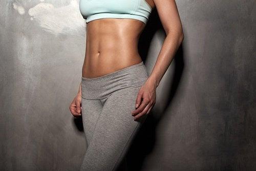 Перфектни коремни мускули с хипопресивна техника