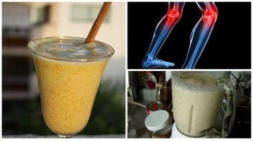 5 лечебни сока, облекчаващи болката при ревматоиден артрит