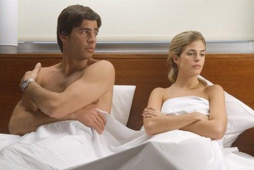 Проблемите във връзката намаляват сексуалното желание