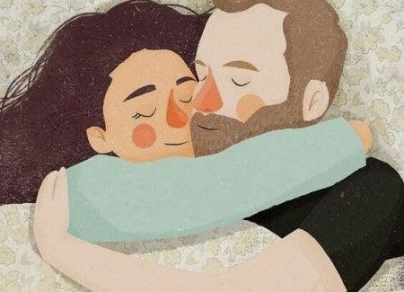 за да сте щастливи трябва да полагате ежедневни грижи за любовта