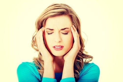 Преди настъпването на инсулт можете да имате пристъп на много силна мигрена