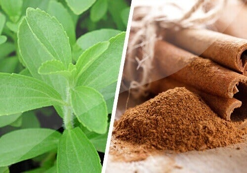 Лечебно средство с канела и стевия за регулиране на захарта