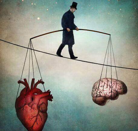 насъбраните емоции могат да се отразят и на сърцето
