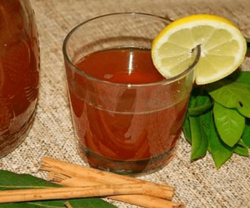 чай с канела и дафинов лист