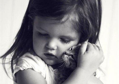 Лишаването от емоции: глад за душата ви
