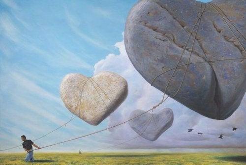 Осмелете се да живеете живота, нашепван от сърцето ви