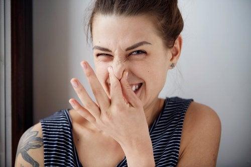 Когато храната причинява миризма на тялото