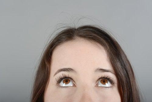 Движението на очите влияе върху нервната ви система