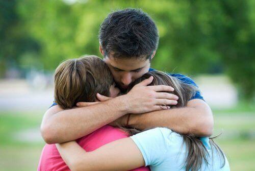 непростителност в семейните отношения