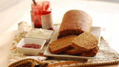 отслабнете с помощта на ръжен хляб