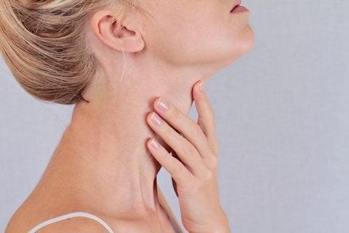 Проблемите с щитовидната жлеза са често срещани.