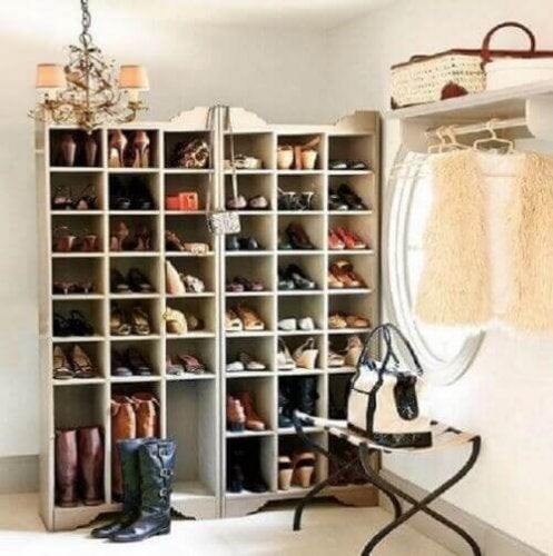 20 творчески идеи за организиране на обувките
