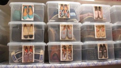 Прозрачни кутии със снимка