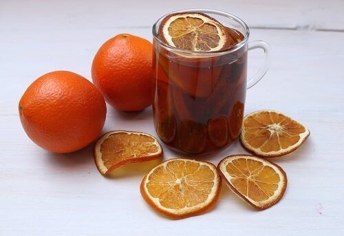 сок от портокал и пречистване от никотина