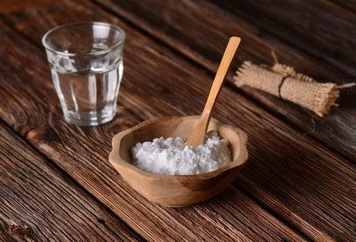 Вода със сода за хляб