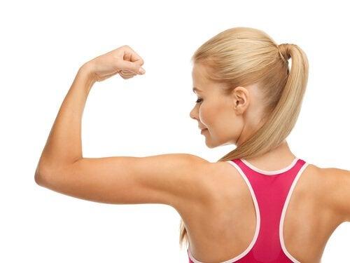Намаляване на мускулната ви маса - не пиете достатъчно вода