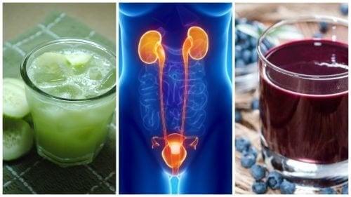 5 напитки за борба с инфекциите на уринарния тракт